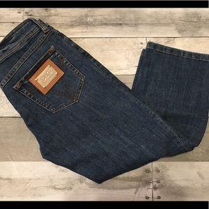 Dolce & Gabbana crop jeans